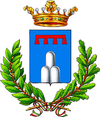 Coat of arms of San Lorenzo in Campo