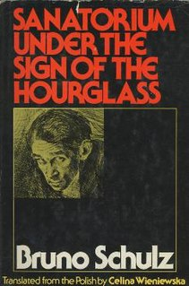 <i>Sanatorium Under the Sign of the Hourglass</i> book by Bruno Schulz