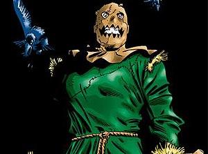 Scarecrow (Marvel Comics) - Image: Scare crow 1