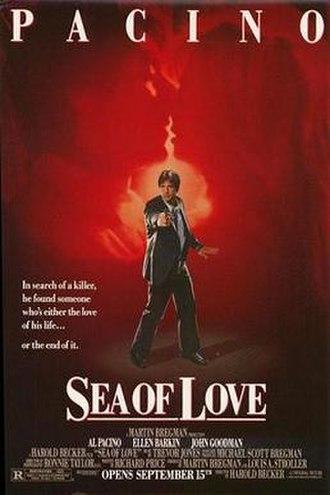Sea of Love (film) - Original film poster