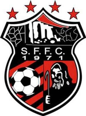 San Francisco F.C. - San Francisco's old crest