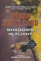 Shadows in Flight (Shadow, #5) by Orson.