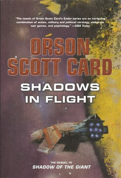Picture of a book: Shadows In Flight