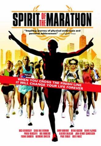 Spirit of the Marathon - DVD Cover