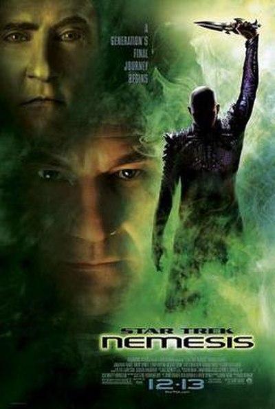 Picture of a movie: Star Trek Nemesis