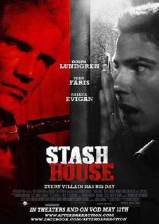 <i>Stash House</i> 2012 film by Eduardo Rodríguez