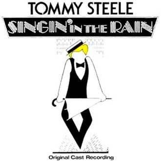 Singin' in the Rain (musical) - Image: Steele Rain