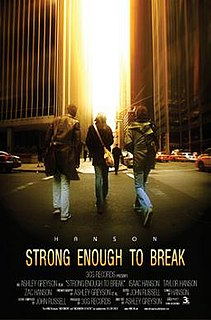 <i>Strong Enough to Break</i>