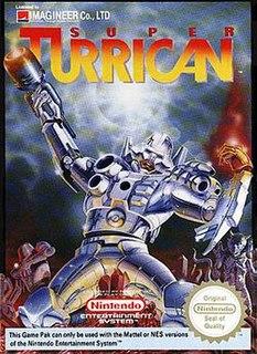 <i>Super Turrican</i> (1992 video game)