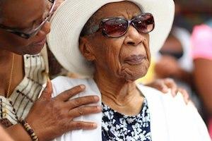 Susannah Mushatt Jones - Susannah Mushatt Jones at age 116