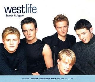 Swear It Again 1999 single by Westlife