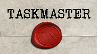 <i>Taskmaster</i> (TV series) British comedy panel game show