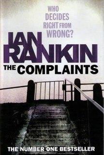 <i>The Complaints</i> book by Ian Rankin