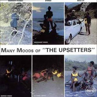 Many Moods of the Upsetters - Image: The Upsetters Many Moods Of The Upsetters