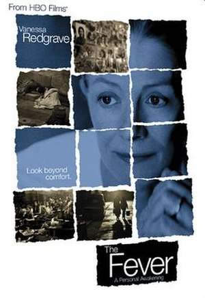 The Fever (2004 film) - DVD cover for The Fever