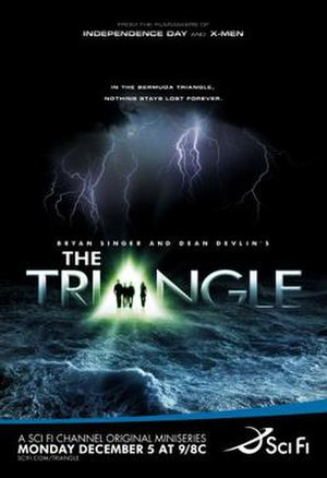 The Triangle (miniseries) - Promotional poster for The Triangle.