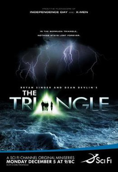 Picture of a TV show: The Triangle