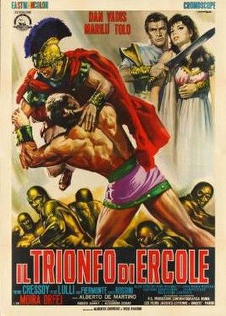 The Triumph of Hercules - Image: The Triumph of Hercules