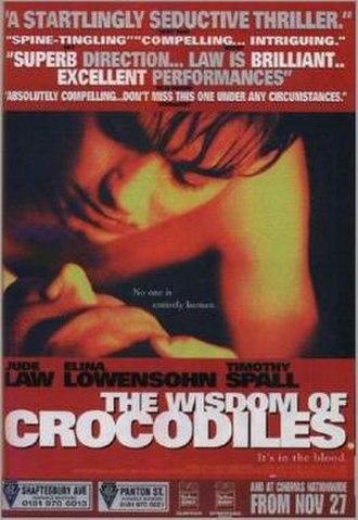 The Wisdom of Crocodiles - Film poster