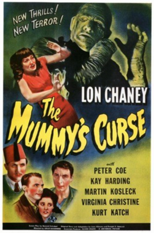 The Mummy's Curse - Image: Themummyscurse