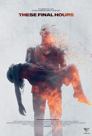 These Final Hours - Theatrical release poster