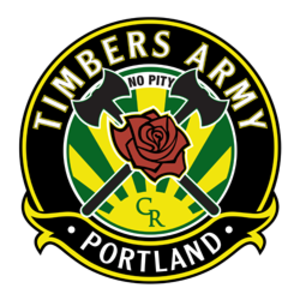 Timbers Army - Image: Timbers Army crest