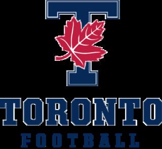 Toronto Varsity Blues football University Canadian football team