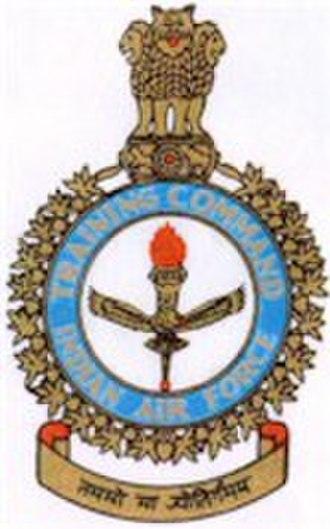 Training Command (India) - Image: Training Crest