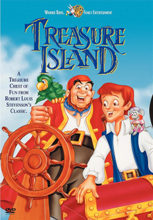 <i>Treasure Island</i> (1973 film) 1972 animated film directed by Hal Sutherland