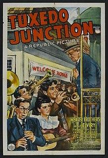 <i>Tuxedo Junction</i> (film) 1941 film by Frank McDonald