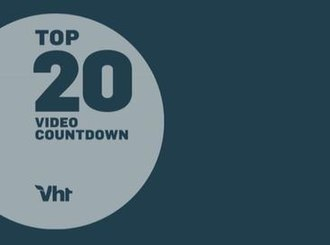 VH1 Top 20 Video Countdown - Show logo from 2012–15