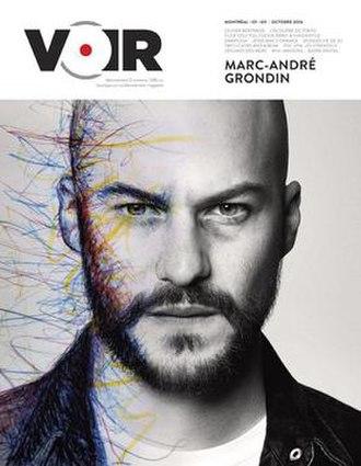 Voir - Voir magazine (October 2016)