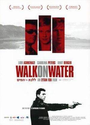 Walk on Water (film) - Image: Walk on Water (2004 film)