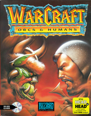 Warcraft: Orcs & Humans - Image: Warcraft Orcs & Humans Coverart