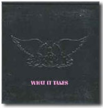 What It Takes (Aerosmith song) - Image: What It Takes (Aerosmith single) cover art