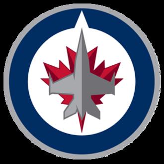 Roundel - Image: Winnipeg Jets roundel