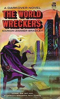 <i>The World Wreckers</i> novel by Marion Zimmer Bradley