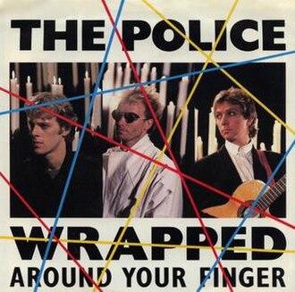 Wrapped Around Your Finger - Image: Wrappedaround 2