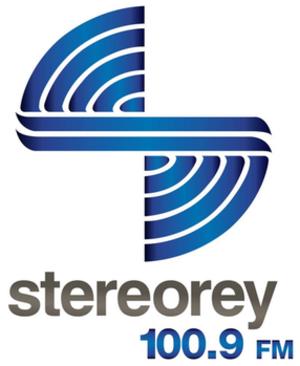 XHCAA-FM - Image: XHCAA stereorey 100.9 logo