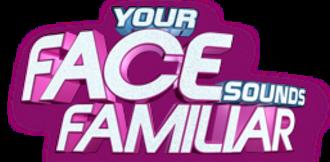 Your Face Sounds Familiar (UK TV series) - Image: Your Face Sounds Familiar