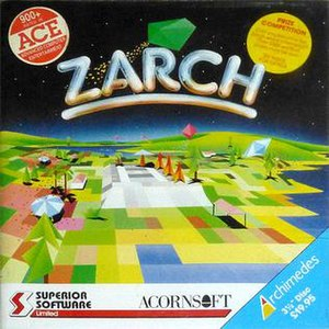 Zarch - Zarch
