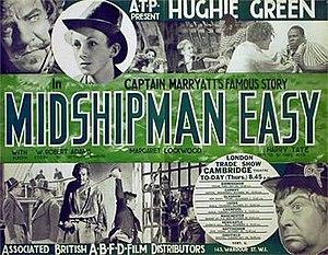 Midshipman Easy - Original trade ad
