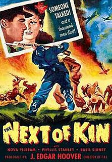 <i>The Next of Kin</i> 1942 film by Thorold Dickinson