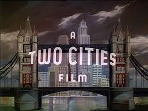 Two Cities Films - Opening logo from This Happy Breed