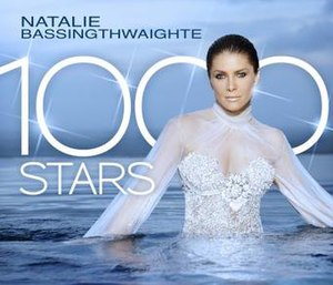 1000 Stars (song) - Image: 1000 Stars CD Single