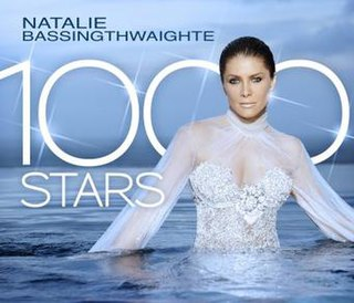1000 Stars (song) 2009 single by Natalie Bassingthwaighte