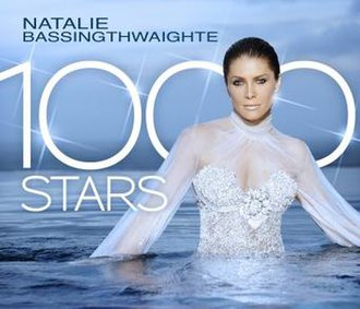 1000 Stars (song) - Image: 1000 Stars CD Single