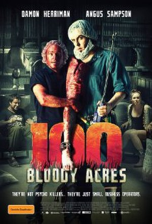 100 Bloody Acres - Image: 100 Bloody Acres