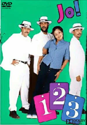 123 (film) - Image: 123 DVD Cover