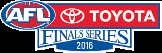 2016 AFL finals series